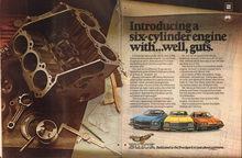 1975 Buick Skyhawk, Skylark, Century ad