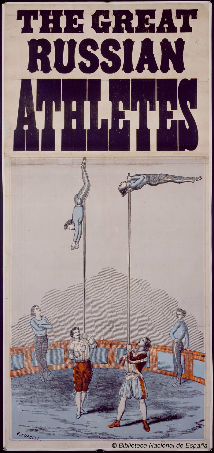 The Great Russian Athletes posters 2