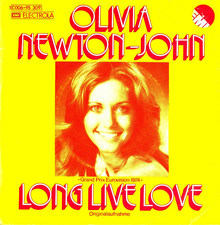 """Long Live Love"" – Olivia Newton-John"