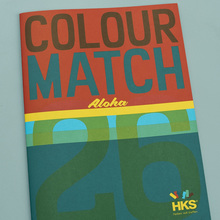 <cite>HKS Colourmatch 26</cite>