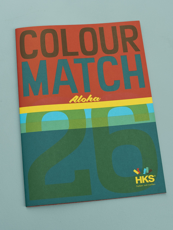 HKS Colourmatch 26 1