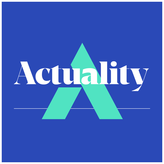 Actuality podcast logo 1