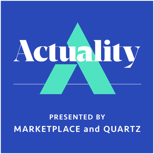 Actuality podcast logo 2