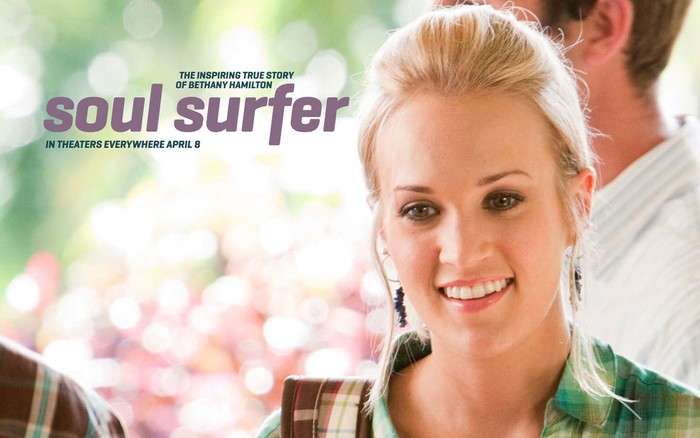Soul surfer movie poster 4