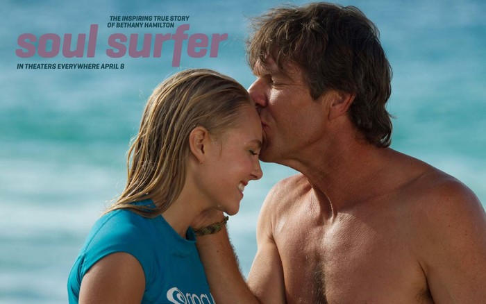 Soul surfer movie poster 5