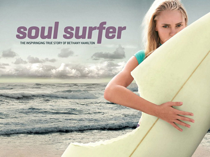 Soul surfer movie poster 3