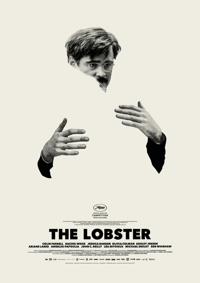 The Lobster movie posters 1