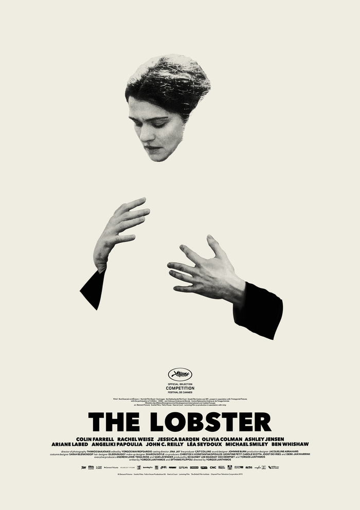 The Lobster movie posters 2