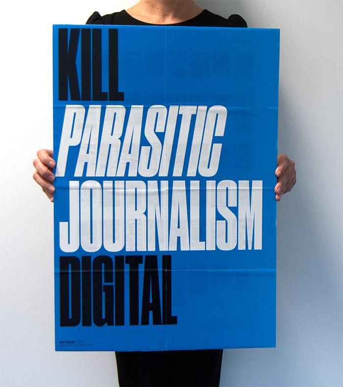Kill Parasitic Journalism Digital