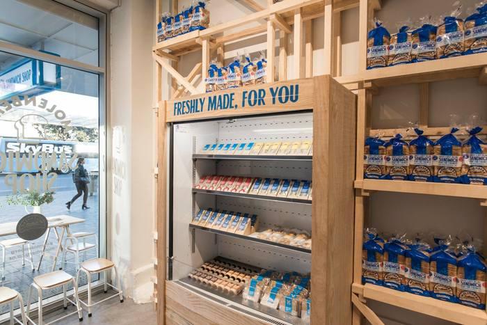 Molenberg Sandwich Shop 2