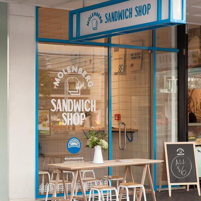 Molenberg Sandwich Shop 1