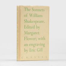 <cite>The Sonnets of William Shakespeare</cite>, Cassell & Company Ltd