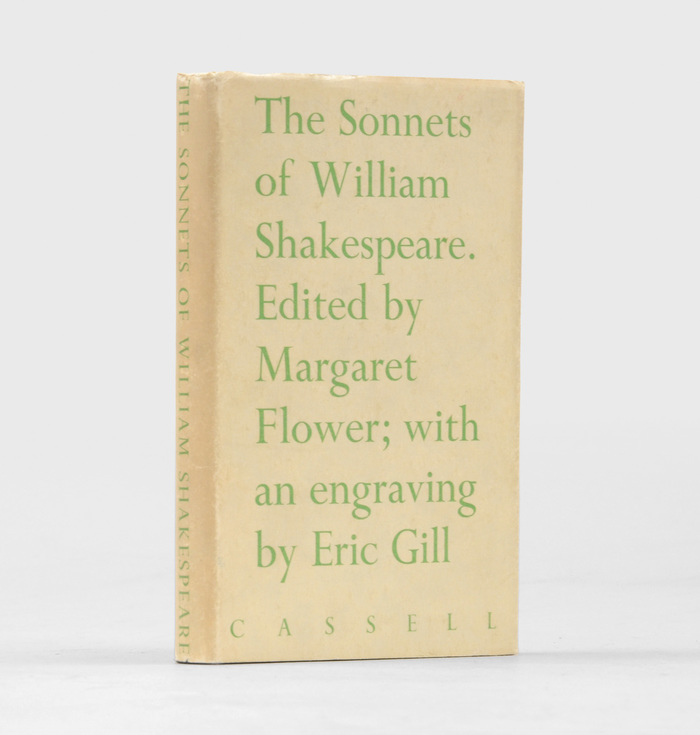 The Sonnets of William Shakespeare, Cassell & Company Ltd 1