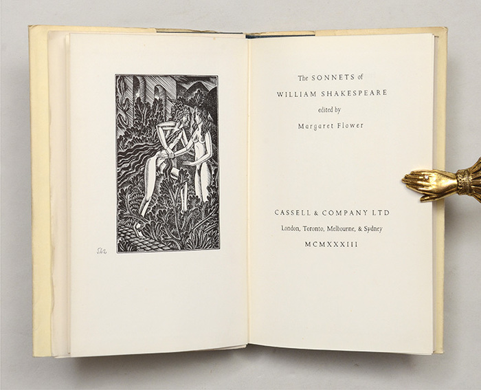 The Sonnets of William Shakespeare, Cassell & Company Ltd 2