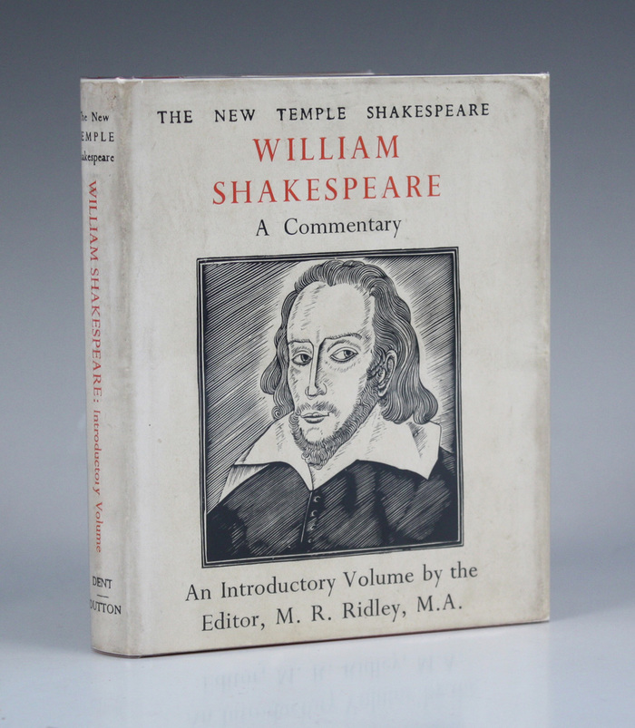 The New Temple Shakespeare series, 1934–56 1