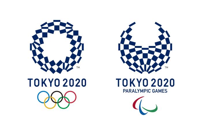 Tokyo 2020 Games emblem 1