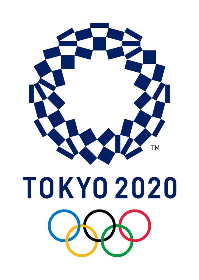 Tokyo 2020 Games emblem 2