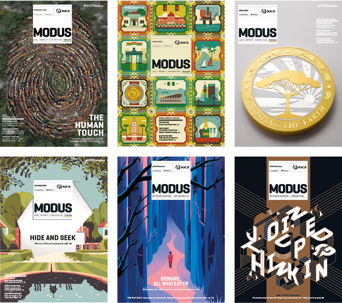 Modus magazine 1