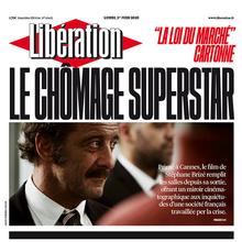 <cite>Libération</cite> 2015 redesign – a bolder Libé
