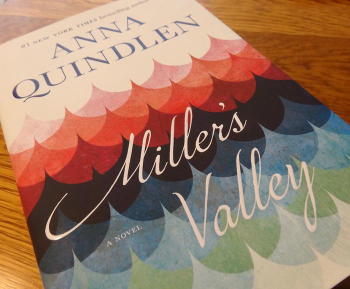 Miller's Valley by Anna Quindlen 2