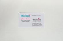 MaxiDent+ logo