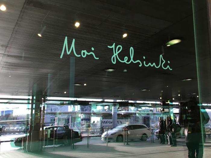 Moi Helsinki 7