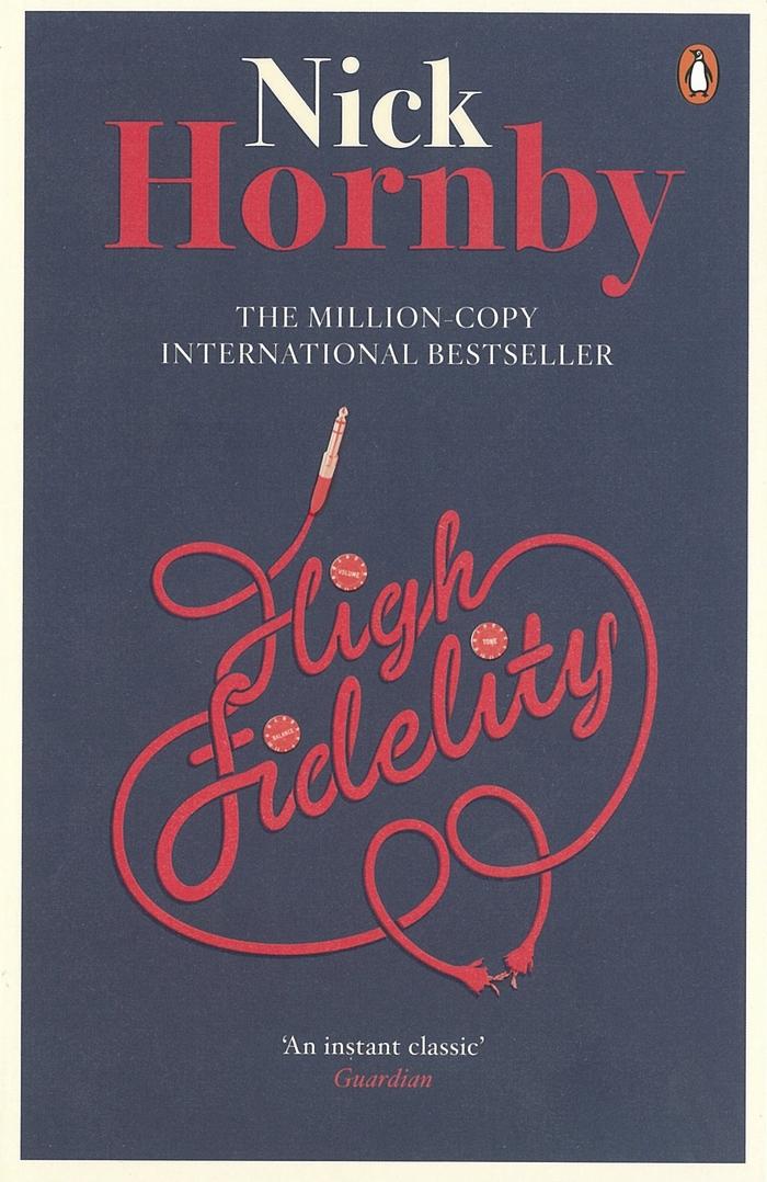 High Fidelity, 2014 Penguin UK edition