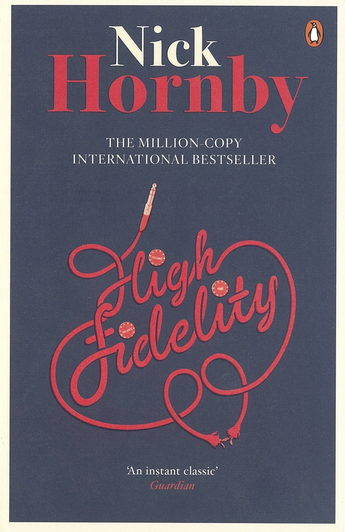 High Fidelity, 2014 Penguin UK edition