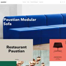 Paustian website