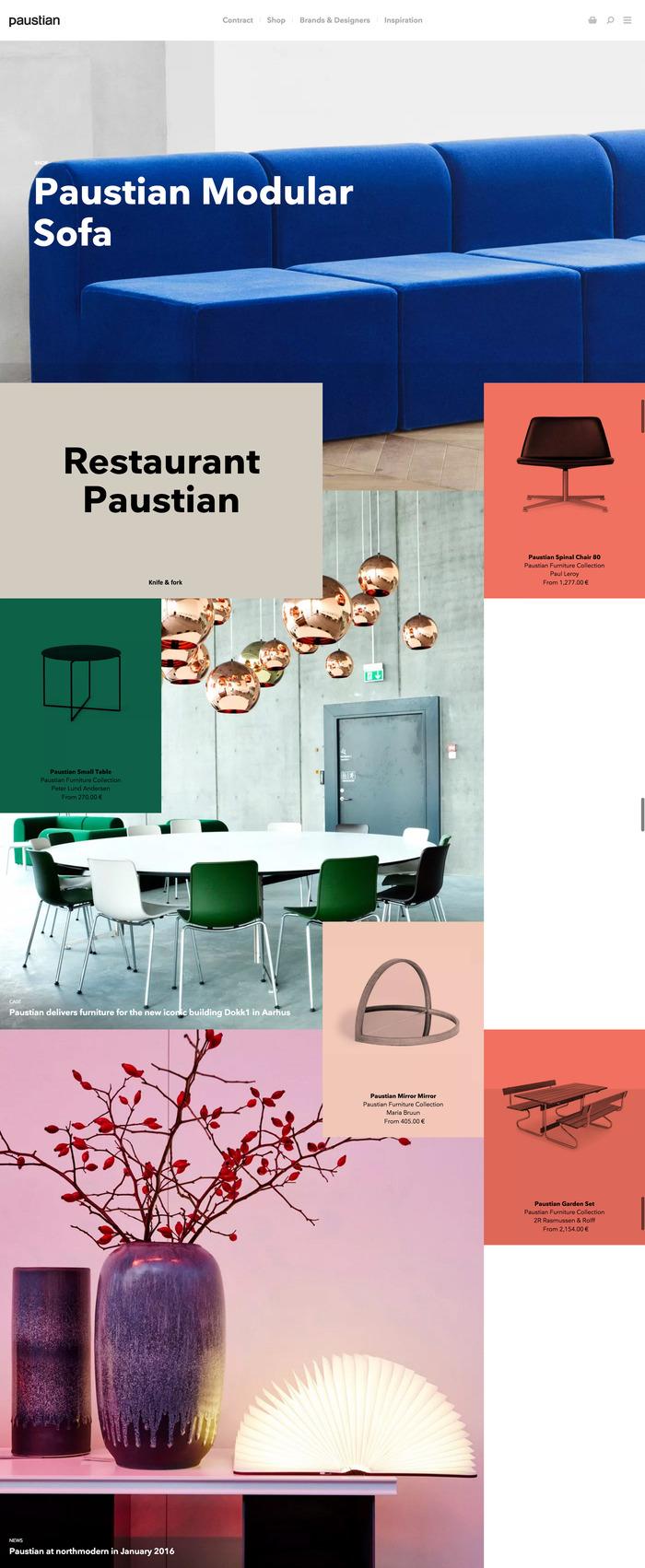 Paustian website 2