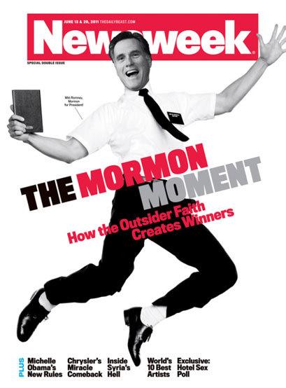 Newsweek & The Daily Beast Covers (2011) 12