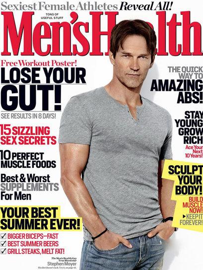 Men's Health Covers 5