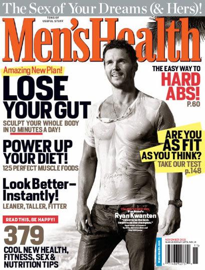 Men's Health Covers 3