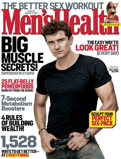 Men's Health Covers 2