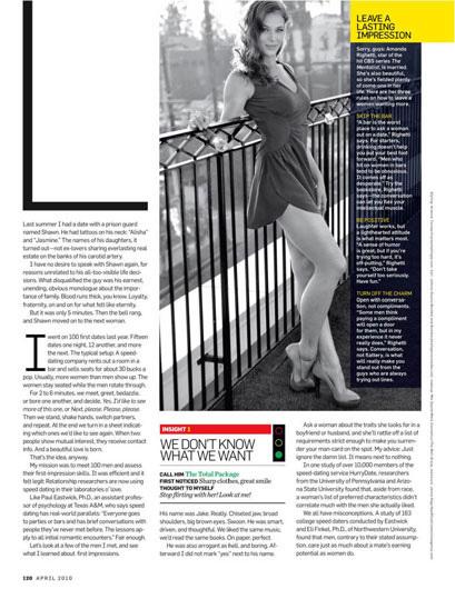 Men's Health Inside Pages 3