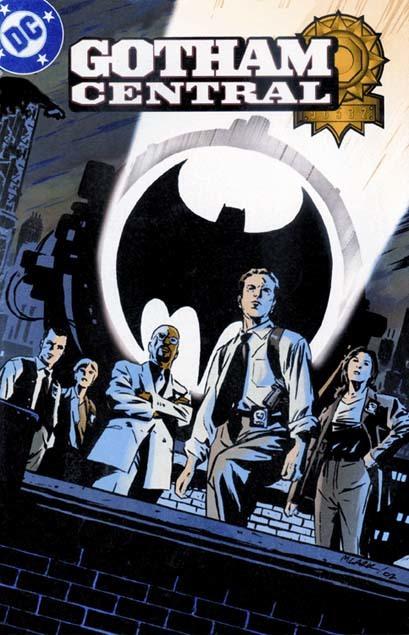 Gotham Central logo 1