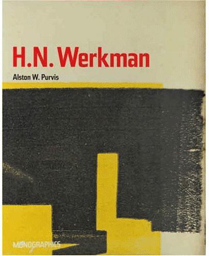 H.N. Werkman by Alston W. Purvis 8
