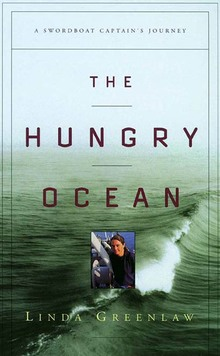 <cite>The Hungry Ocean</cite> by Linda Greenlaw