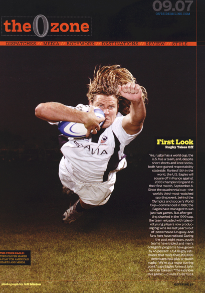 Outside magazine, 2011–15 11