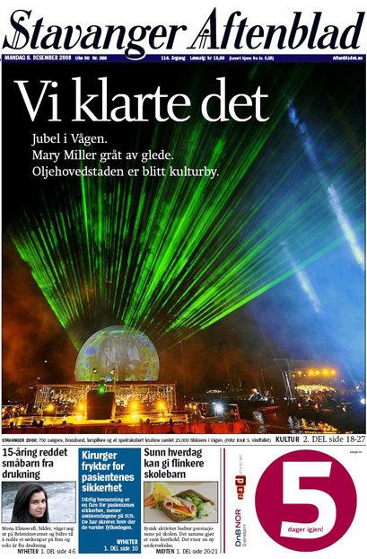Stavanger Aftenblad 2