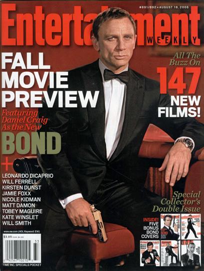 Entertainment Weekly magazine, Aug. 2006 1