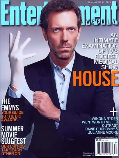 Entertainment Weekly magazine, Aug. 2006 2