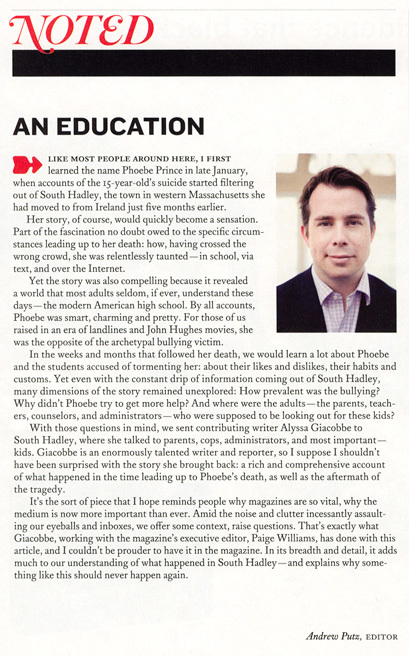 Boston Magazine (2007–10) 8