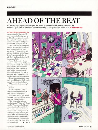 Boston Magazine (2007–10) 5