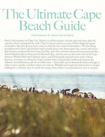 Boston Magazine (2007–10) 1