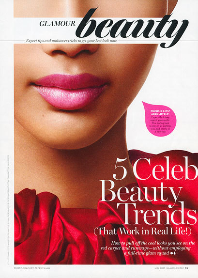 Glamour, May 2010 5