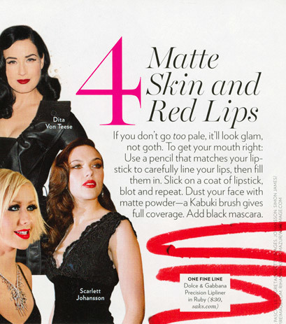 Glamour, May 2010 4