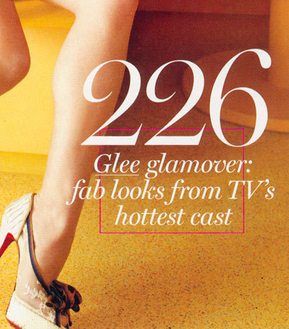 Glamour, May 2010 3