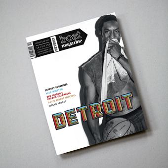 "Boat Magazine, Issue 2 ""Detroit"" 2"