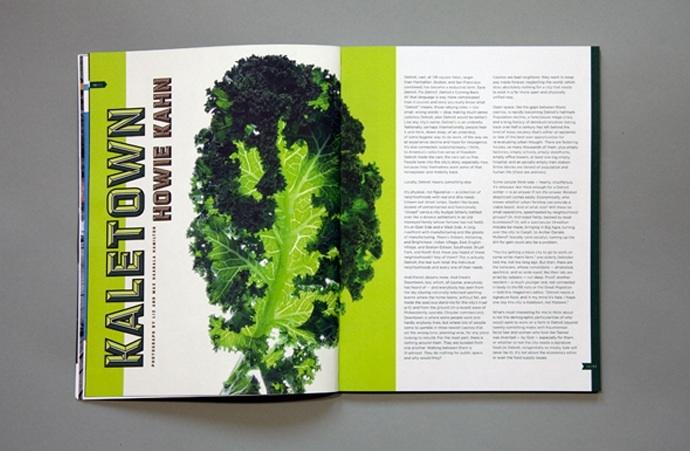"Boat Magazine, Issue 2 ""Detroit"" 3"